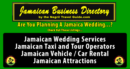 Are You Planning A Jamaican Wedding? Check Out These Listings - Jamaican Buiness Directory