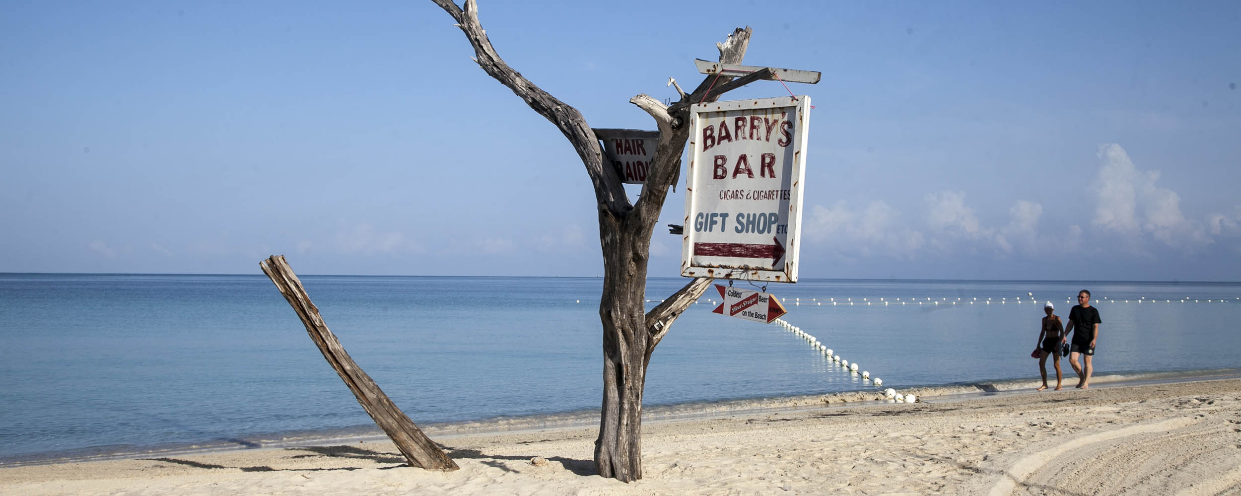 The Famous Negril Beach, Negril Jamaica